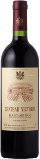 Chateau Victoria Haut Medoc 2000 750ml - Case of 6